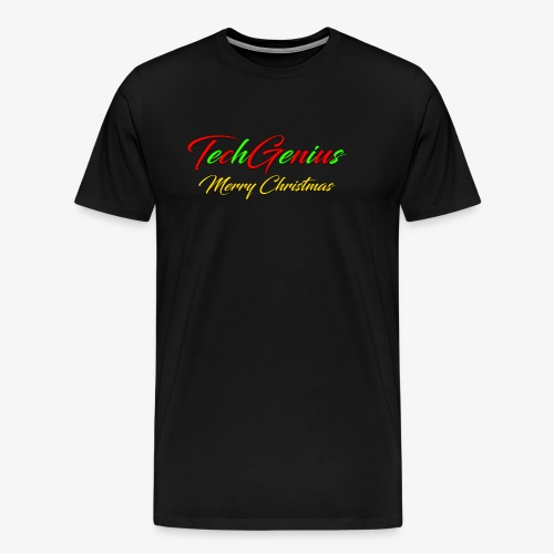 TechGenius - Christmas - Men's Premium T-Shirt
