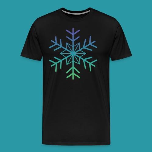 Snowflake 2.0 - Men's Premium T-Shirt