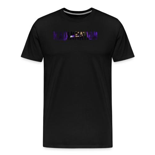 KadinNation Text - Men's Premium T-Shirt