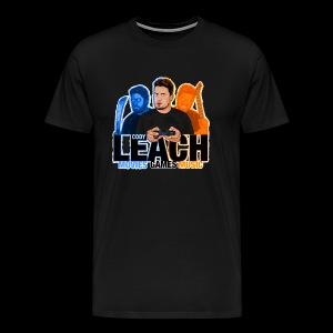 The Many Sides of Cody Leach - Men's Premium T-Shirt