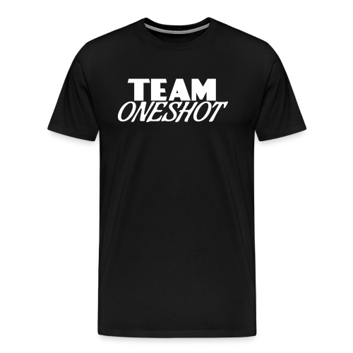 Team One Shot - All Colours - Men's Premium T-Shirt