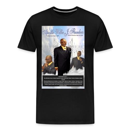 Apostle Flanders Designs - Men's Premium T-Shirt