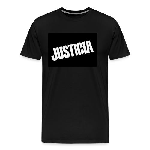 Justicia 2 Black - Men's Premium T-Shirt