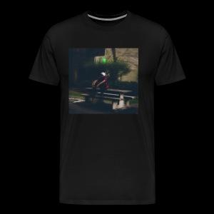 Twisted Figures Album Series - Men's Premium T-Shirt