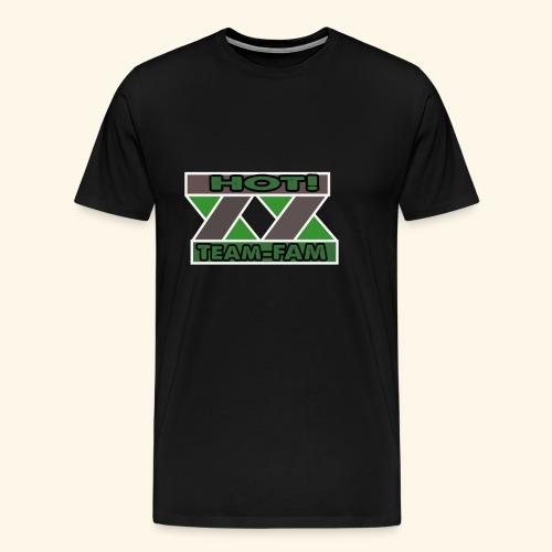 Tsunamii244 merch - Men's Premium T-Shirt