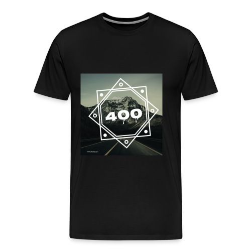 400 brand - Men's Premium T-Shirt