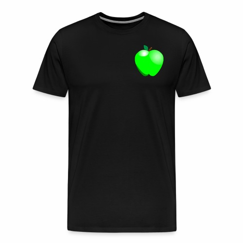 Green Apple - Men's Premium T-Shirt