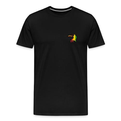 Kush Kelly Lion - Men's Premium T-Shirt
