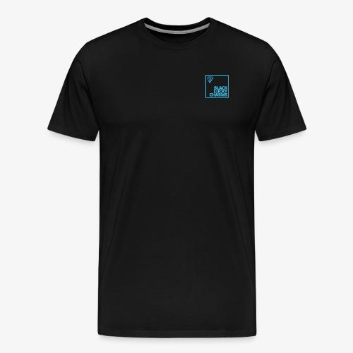 Black luckycharms - Men's Premium T-Shirt