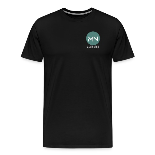 Maker Nexus Logo Shirt - Men's Premium T-Shirt