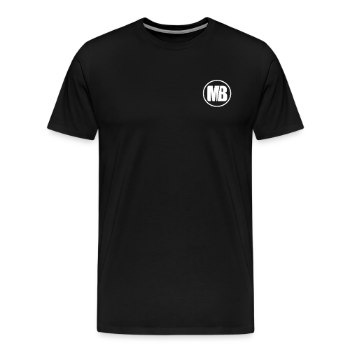 MB logo - Men's Premium T-Shirt