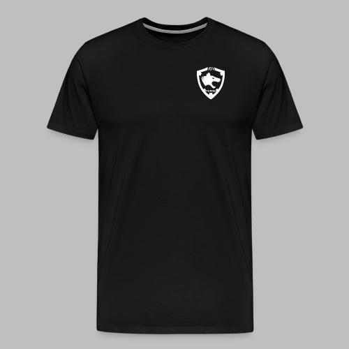 VDV Purge Squad White Logo Design - Men's Premium T-Shirt