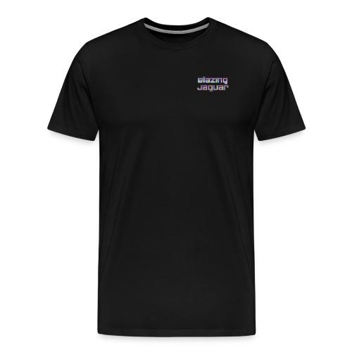 BlazingJaguar - Men's Premium T-Shirt