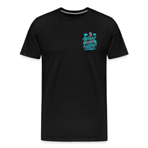Wuss Goin On - Men's Premium T-Shirt