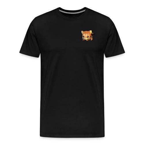 Blehhhh Cheetah Kawaii - Men's Premium T-Shirt