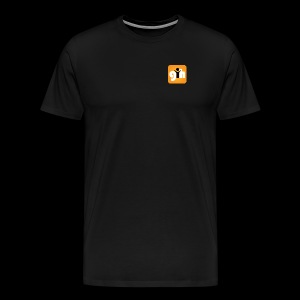 Global Humaist Magazine Icon - Men's Premium T-Shirt