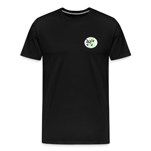 BASJAM Spaced Out - Men's Premium T-Shirt