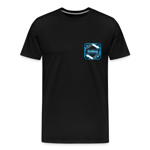 GreGang Logo-ed Merch - Men's Premium T-Shirt