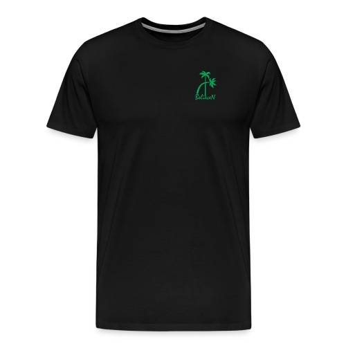 BelieveN green - Men's Premium T-Shirt