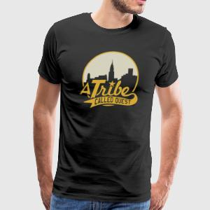 a_tribe_called_quest_gold - Men's Premium T-Shirt