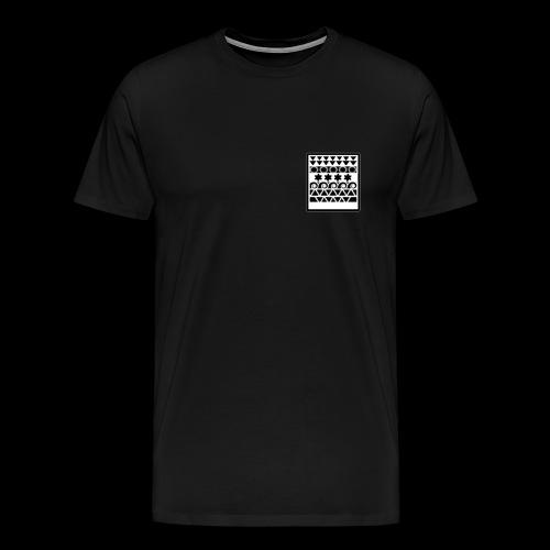 t-shirt bolso mandala - Men's Premium T-Shirt