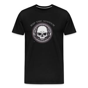 Rip The System - Men's Premium T-Shirt
