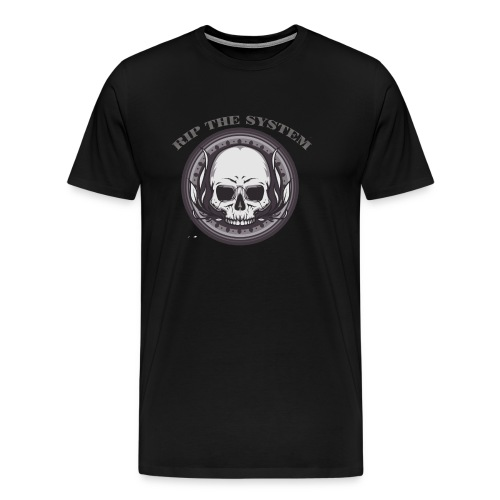 Rip The System - Men's Premium T-Shirt