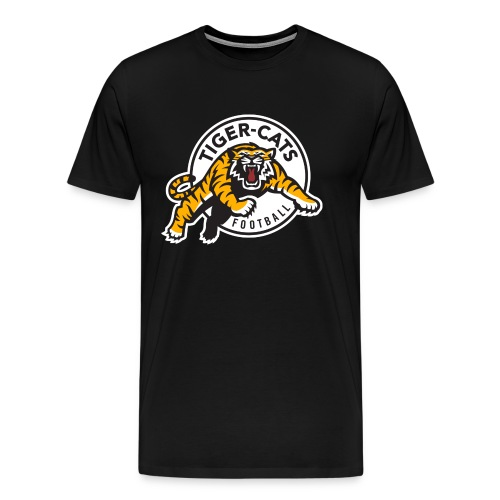 Hamilton Tiger Cats - Men's Premium T-Shirt