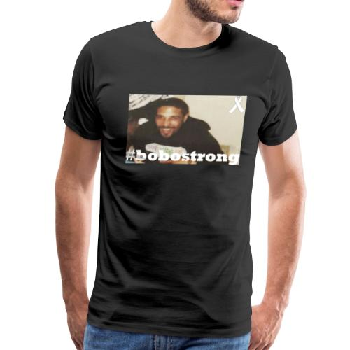 BOBOSTRONG DESIGN 2 - Men's Premium T-Shirt
