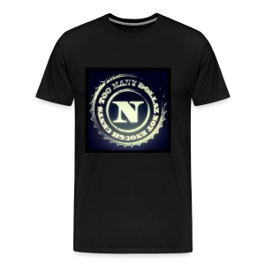 OVANIGHT LOGO - Men's Premium T-Shirt