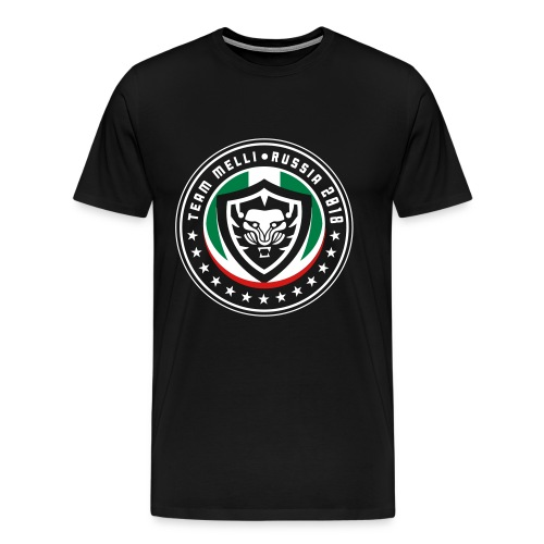 Team Melli Immortals - Men's Premium T-Shirt