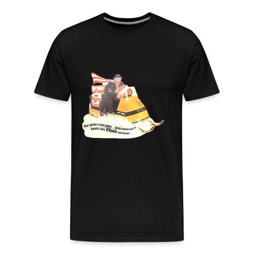 Okeefe-skidoo - Men's Premium T-Shirt