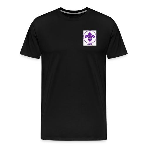 Flor de lis - Men's Premium T-Shirt
