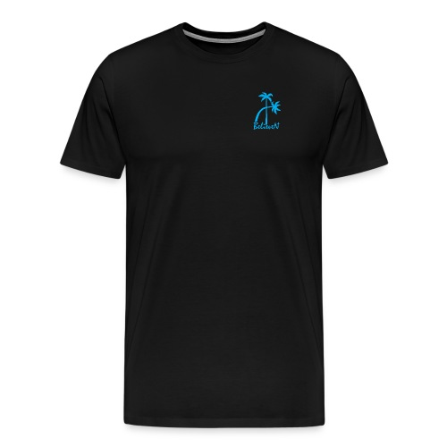 BelieveN blue - Men's Premium T-Shirt
