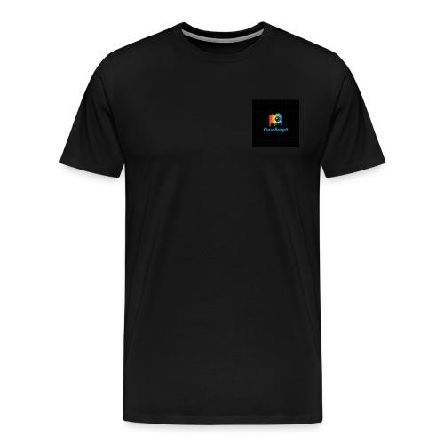 Chase Bennett logo - Men's Premium T-Shirt
