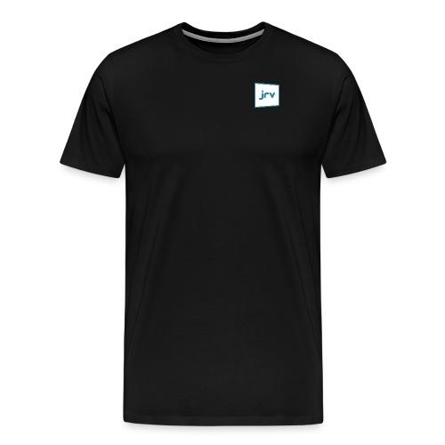 JRV logo - Men's Premium T-Shirt