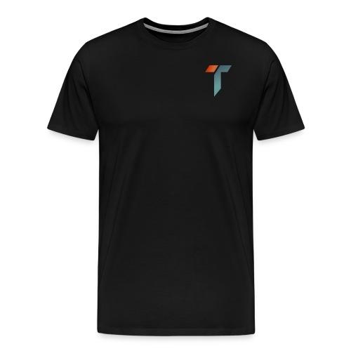 turtlelogo - Men's Premium T-Shirt