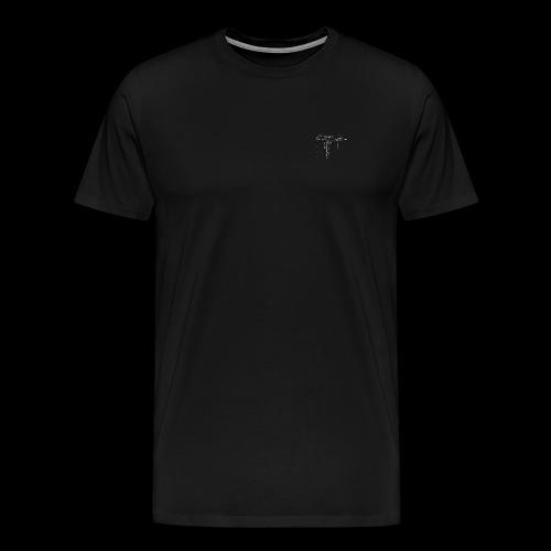 UZICHRIST -WHITE - Men's Premium T-Shirt