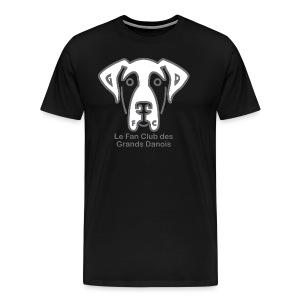 Fan Club - T-shirt premium pour hommes