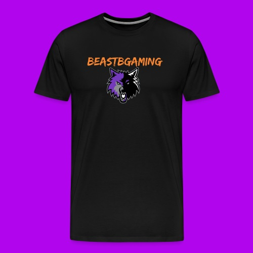 NEW BEAST HALLOWEEN LOGO! - Men's Premium T-Shirt