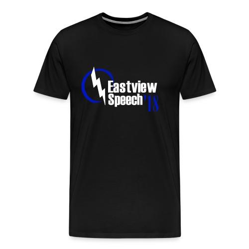 Eastview Speech Logo - Men's Premium T-Shirt