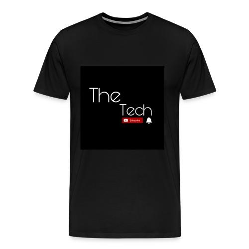 The Tech t-shirts - Men's Premium T-Shirt