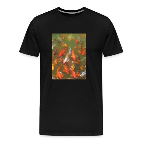 Koi Fish - Men's Premium T-Shirt