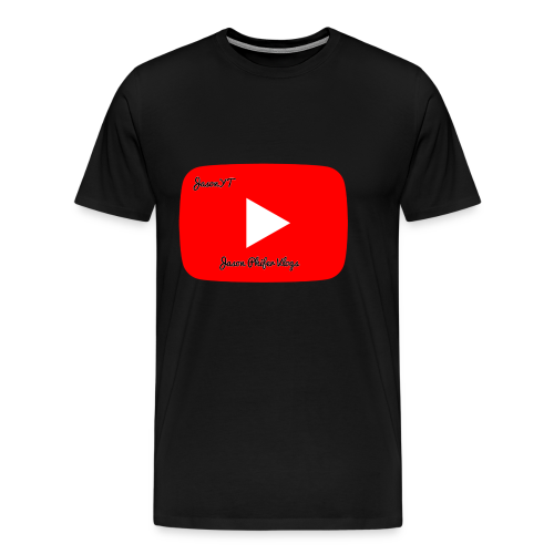 JasonYT youtube logo merch - Men's Premium T-Shirt