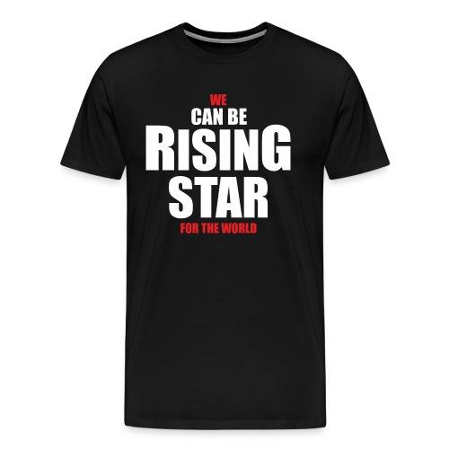 rising star - Men's Premium T-Shirt