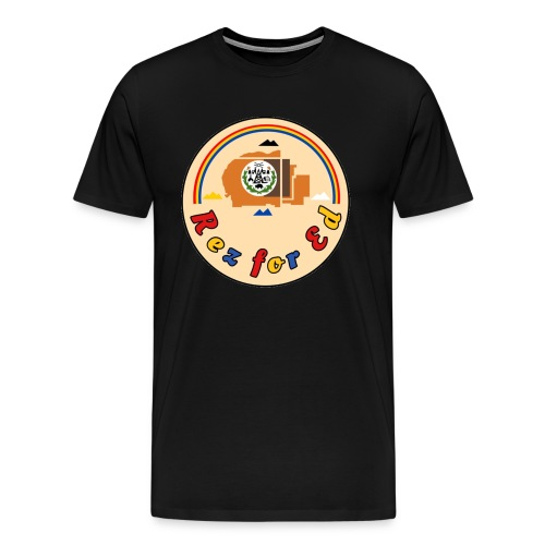Navajo Seal Tee - Men's Premium T-Shirt