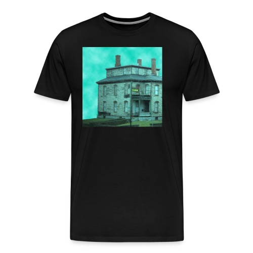 The Long Road Cover (House Only) - Men's Premium T-Shirt