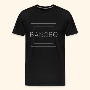 Banobo Logo - Men's Premium T-Shirt