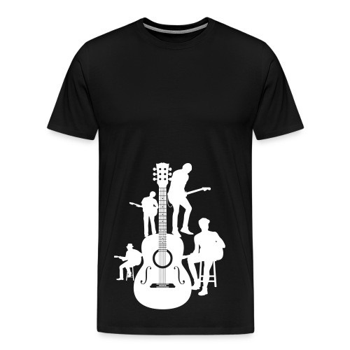 Musical5 - Men's Premium T-Shirt