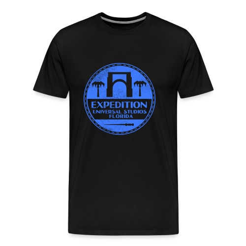 Expedition Universal Studios - Men's Premium T-Shirt